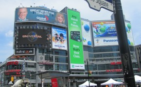 Surviving in Toronto, Canada: Earthquakes, G20 meeting, riots, and sore toes