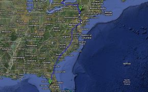 GREAT AMERICAN ROAD TRIP: MY 1ST & LAST MOVE FROM THE USA