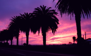 Unique Sunset-Montevideo Uruguay