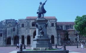 Plaza Colon: Dominican Republic