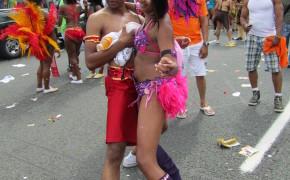 caribana 2010, caribana 2009, caribana toronto, caribana festival, Dancing at Caribana