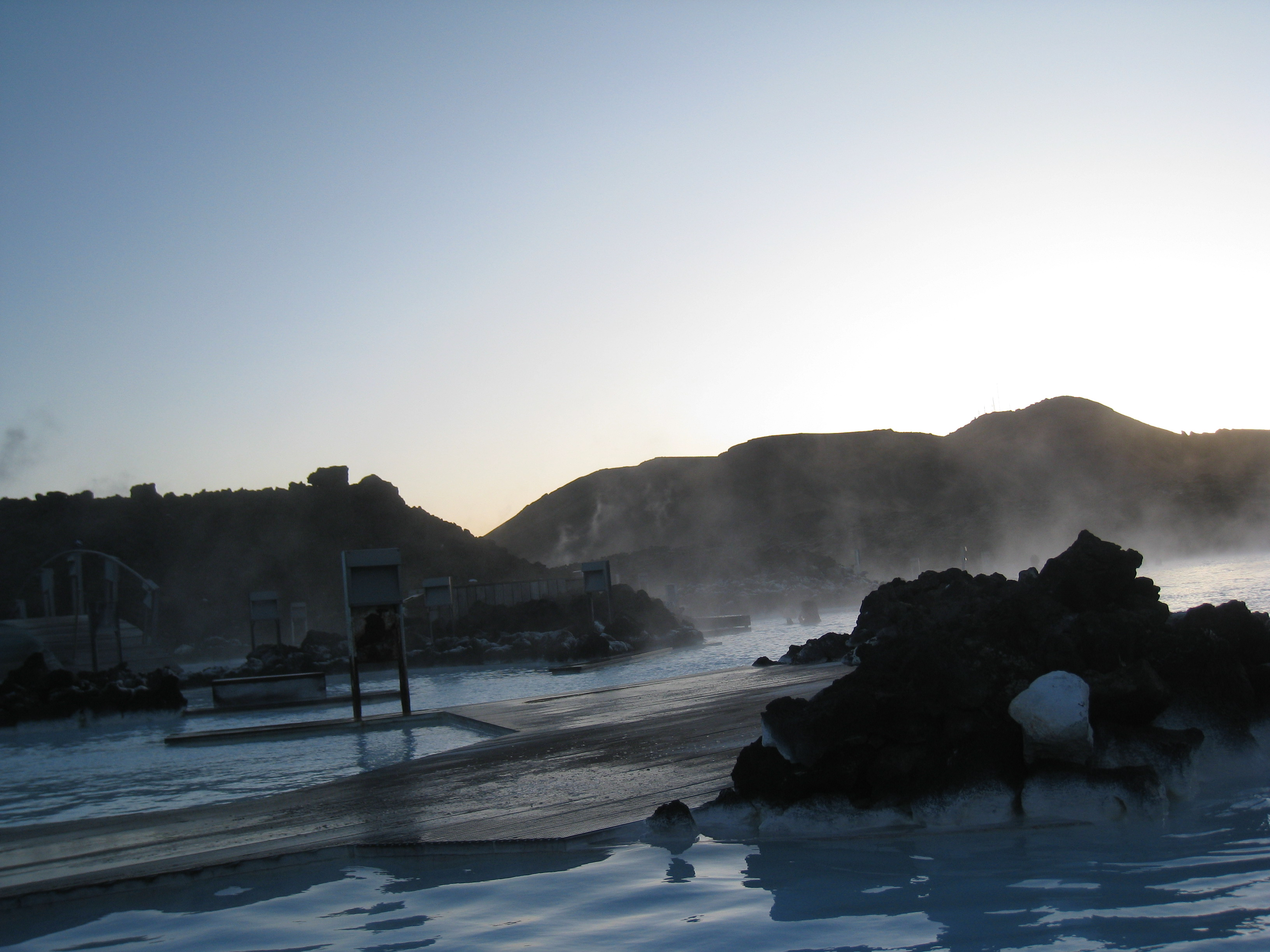 review of blue lagoon We didn't fly out of the country until 5:30 pm and we had yet to visit the blue  lagoon in iceland luckily the blue lagoon is located between reykjavik and the .
