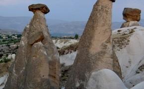 cappadocia rock formations, unique rock formations, cappadocia turkey