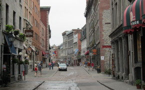pictures of montreal, pictures of old montreal, old montreal, old montreal street