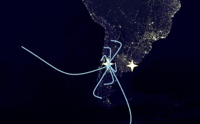 map of south america, map of south america at night, map of south america black, south america