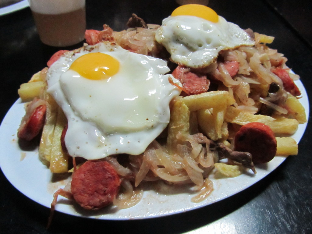 food in Chile