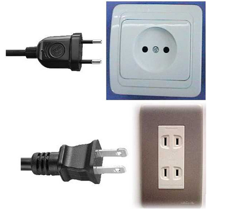 Outlet plug in Bolivia, Outlet plug in south america, electrical outlets in Bolivia, plugs in Bolivia
