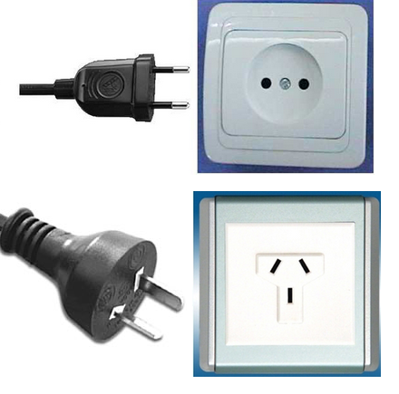 Outlet plug in Uruguay, Outlet plug in south america, electrical outlets in uruguay, plugs in uruguay