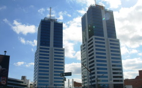 twin towers uruguay, world trade center uruguay, world trade center montevideo