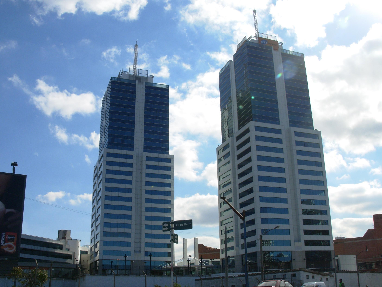 twin towers uruguay, world trade center uruguay, world trade center montevideo