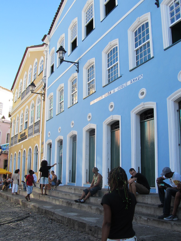 pictures of salvador, picture of brazil, place where micheal jackson filmed video in brazil, pelourinho square salvador, pelourinho pictures, pelourinho salvador
