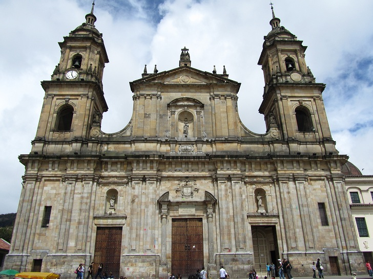 things to see in bogota, things to do in bogota, bogota, colombia, bogota tourist attractions, churches in bogota