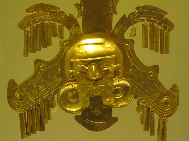 museo del oro bogota, museo del oro, gold museum in colombia, gold pictures, ancient gold pieces, gold from the incas