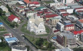 st. georges cathedral, pictures of churches in guyana, pics of guyana, photos of guyana, pictures of Georgetown, things to do in georgetown, guyana tourist attractions