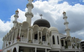 Mosque in Paramaribo, suriname, paramaribo, pictures of paramaribo, pictures of suriname