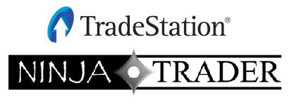 Tradestation NinjaTrader, Tradestation logo, Ninja Trader, NinjaTrader