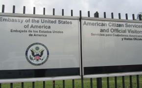 US Embassy, bogota, us embassy bogota, american embassy in bogota