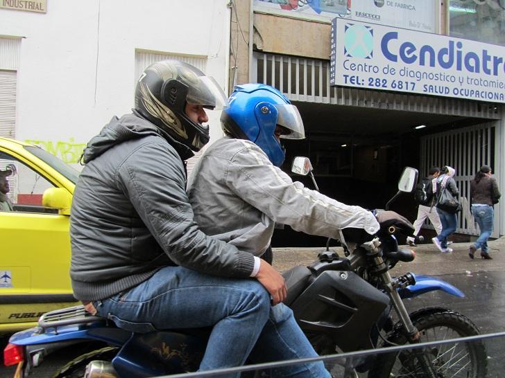 scooters in colombia, colombia scooters, colombia transportation