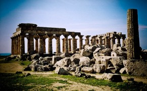 greek temple, selinunte, selinunte sicily, greek temples sicily, selinunte greek temple