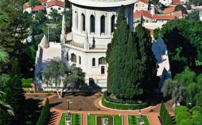 Bahai Gardens Temple, Bahai Gardens
