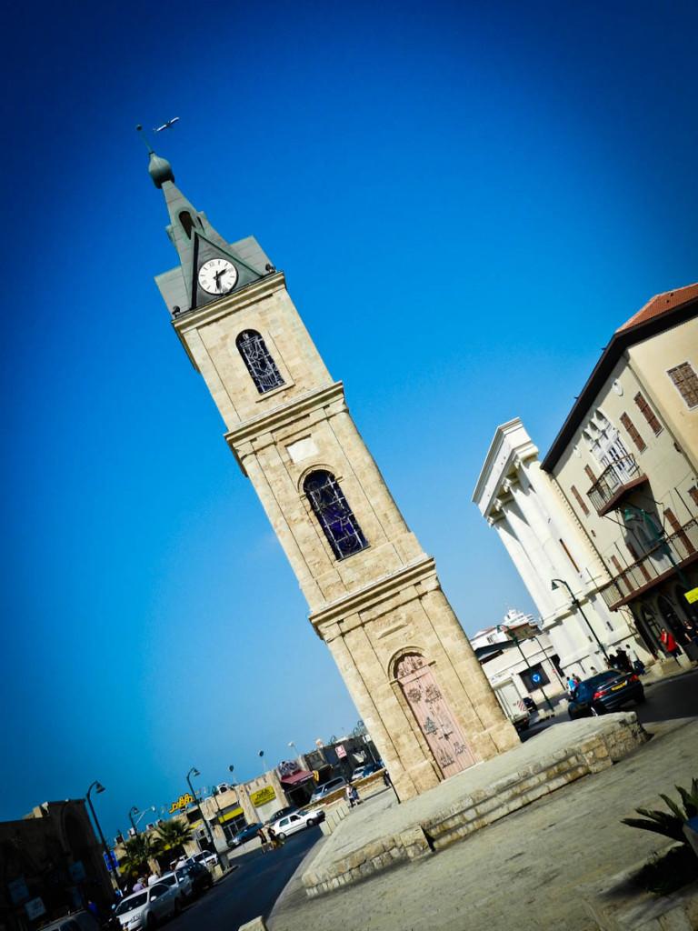 jaffa clock tower,