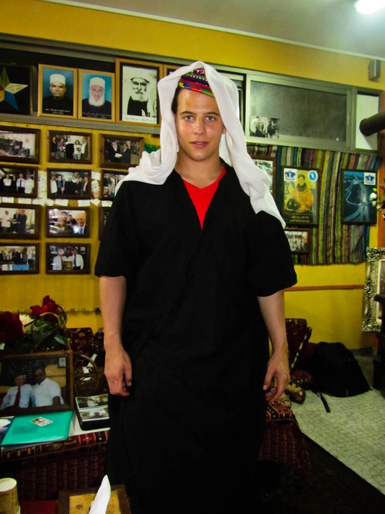 Druze Clothes,