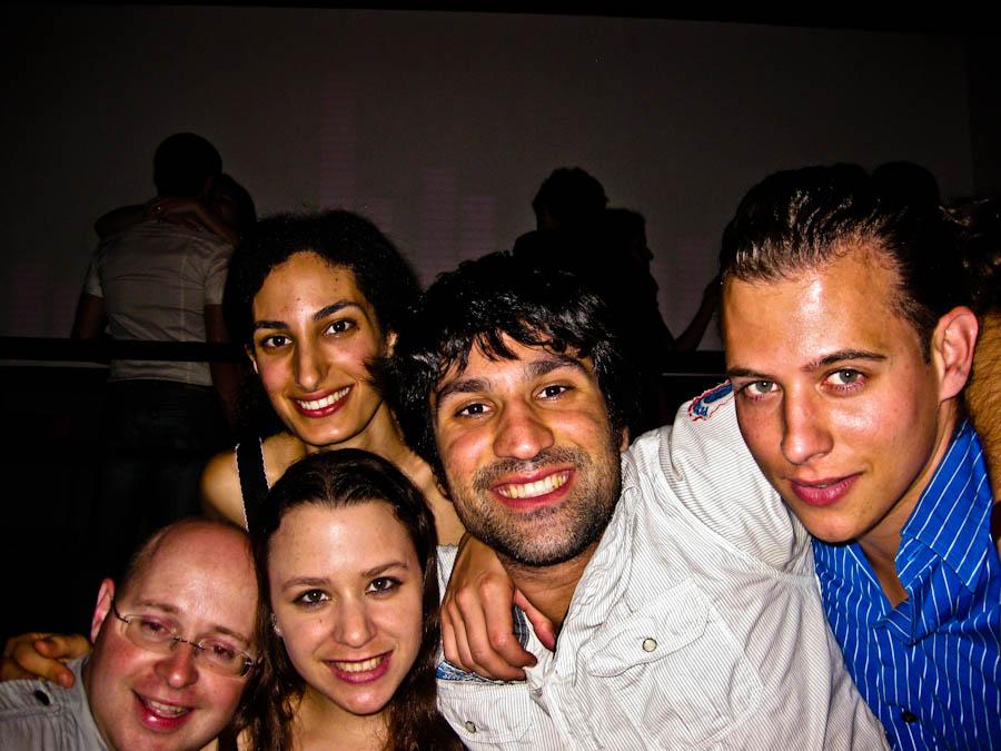 Partying in Tel Aviv, Tel aviv nightlife