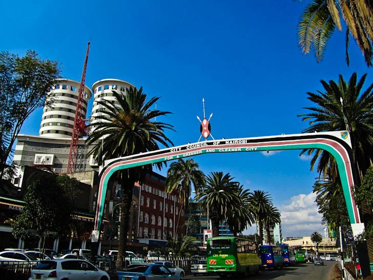 Picture of Nairobi Kenya