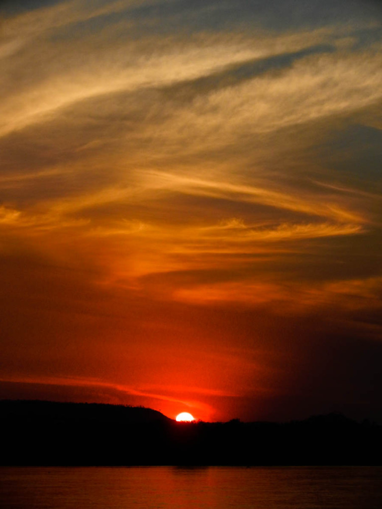 Sunset in Madagascar, sunsets, pictures of sunsets