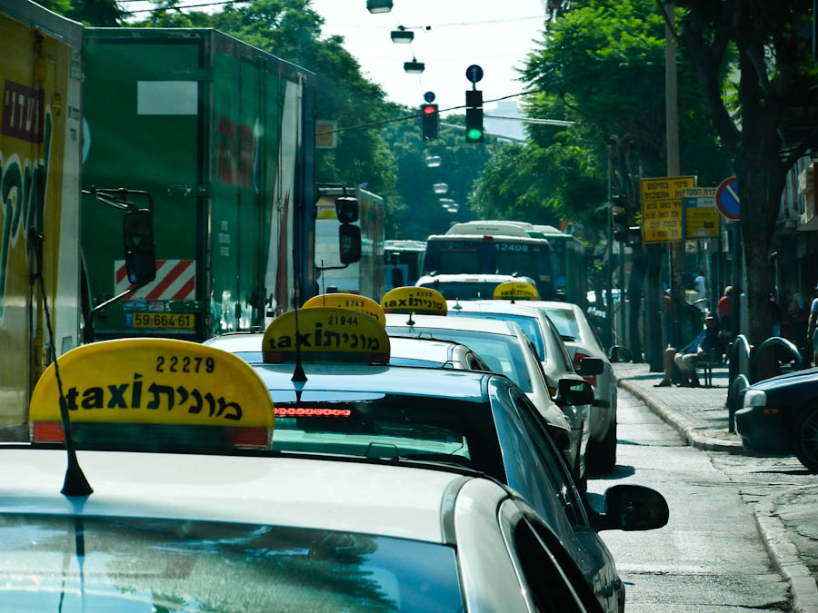 Taxis in Israel, israel taxis, taxi in israel