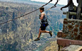 bungee jumping, how to bungee jump