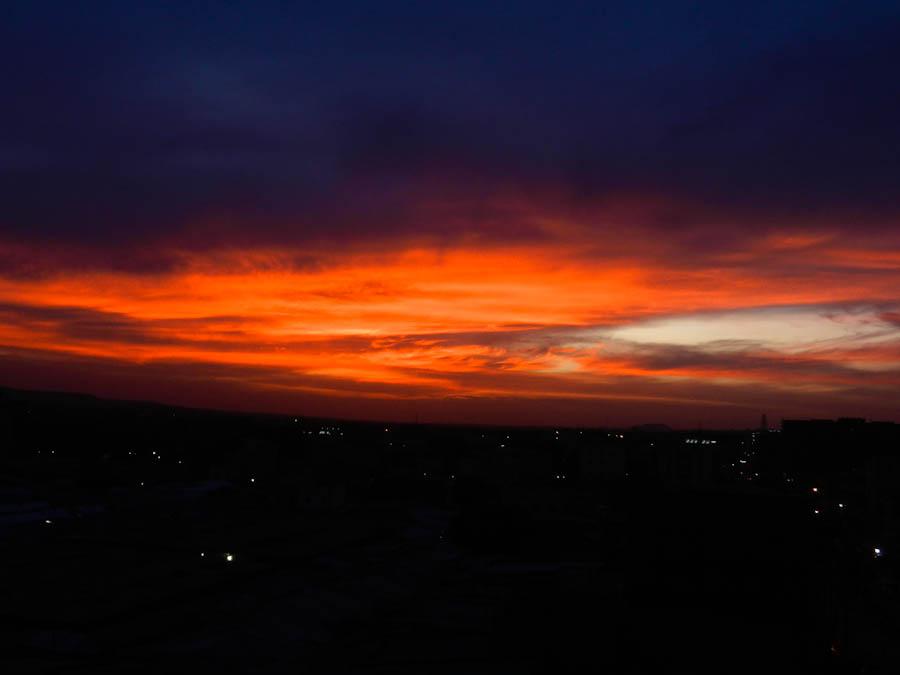 sunset, sunset picture, sunset somaliland