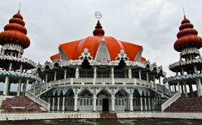 hindu temple, hindu temple in paramaribo, temples in paramaribo