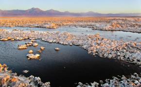 Salt Flat in San Pedro De Atacama, Salt Flat