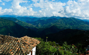 Colombian Coffee Region