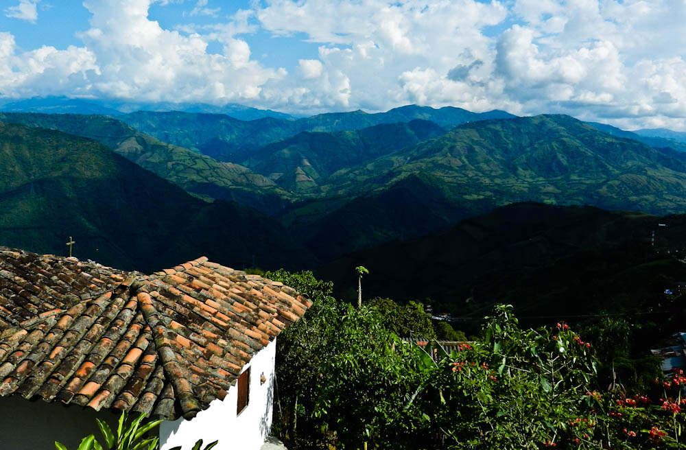 Colombian Countryside