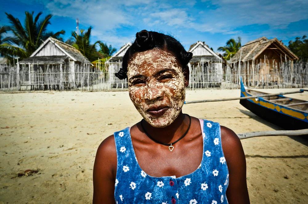 women in Madagascar