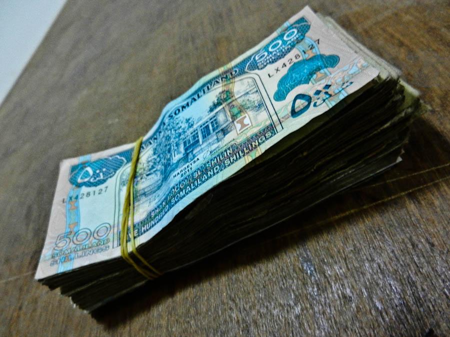 Money in Somaliland