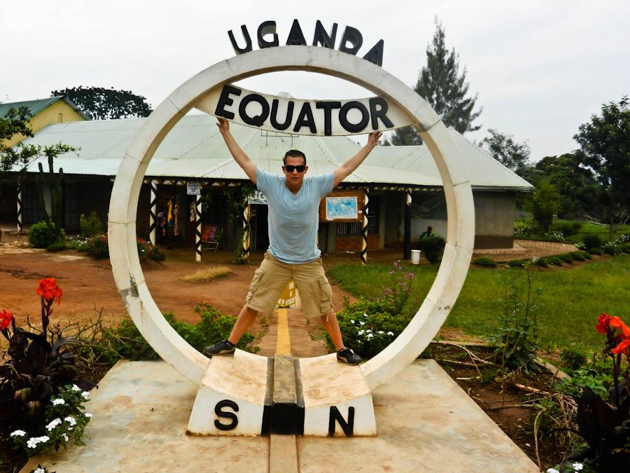 Uganda Equator, Equator Uganda