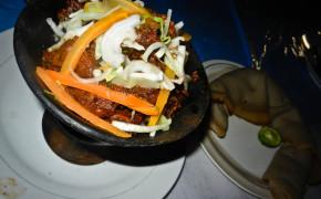 food in Ethiopia
