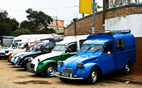 taxis in madagascar
