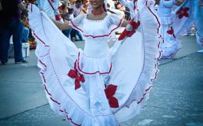 Cumbia Dress