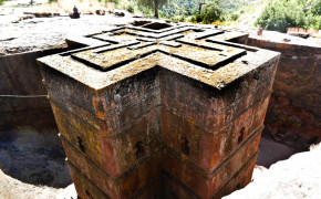 St Georges Cathedral Lalibela