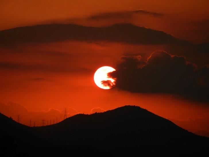 Sunset in Rio De Janeiro, sunsets