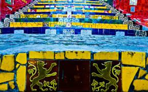 steps in rio
