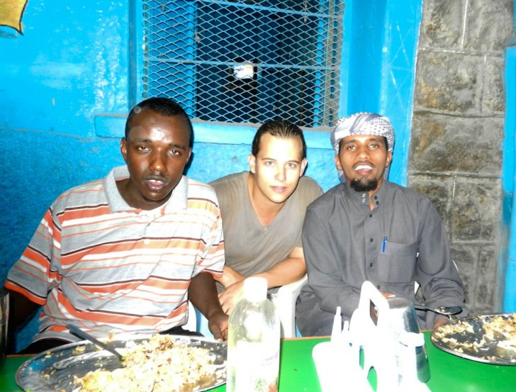 The Somali Tea Crew