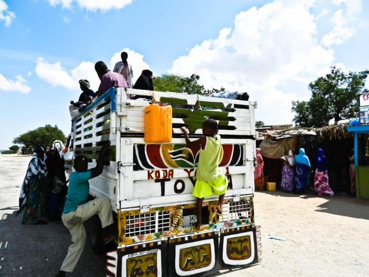 somaliland transportation