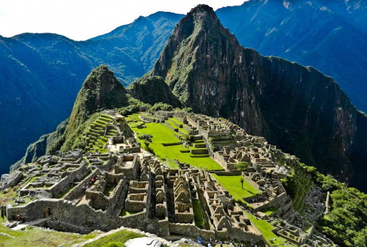 an analysis of machu picchu examined Of various populations were examined  to occur in a few localities of cusco ( southern peru  after a careful analysis of living individuals.
