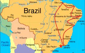 Lagoa Paraiso in Jericoacoara, Brazil (Photo Essay)