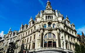 Antwerp in Belgium